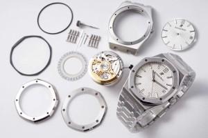 腕表结构基础知识-如何分辨机芯是机芯还是石英